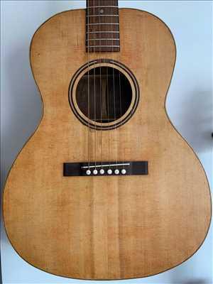 Exemple de réparation d'instrument de musique n°1901 à Bourgoin-Jallieu par Lutherie Lassonnerie