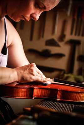 Photo de réparation d'instruments de musique n°1904 à Bourgoin-Jallieu par Lutherie Lassonnerie