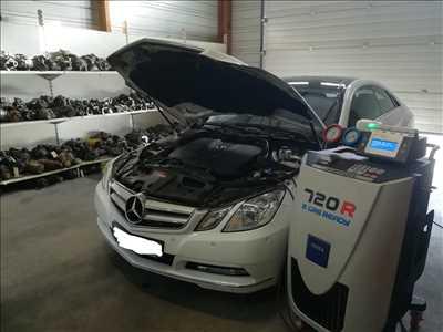 Photo de réparation de climatisation n°1910 à Mayenne par le réparateur Hydro-Clim-Services