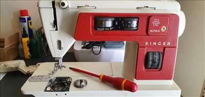 Photo de réparation de machine à coudre électrique et électronique n°1927 dans le département 18 par Duret Cédric