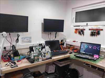 Photo de réparation d'ordinateur n°1943 dans le département 87 par cro-informatique