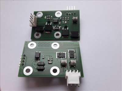 Photo de réparation de circuit électronique n°1987 dans le département 77 par Infotronix