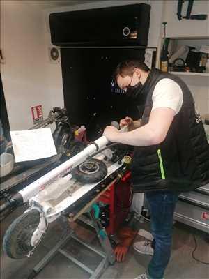Photo de réparation de trottinette électrique n°2014 à Grenoble par le réparateur ZE Trott' Store