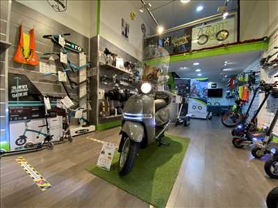 Exemple de réparation de trottinette électrique adulte et enfant n°2017 à Grenoble par ZE Trott' Store