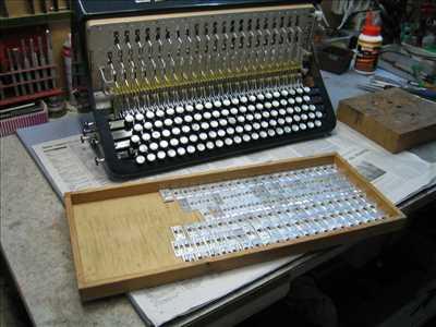 Photo de réparation d'instrument de musique n°2031 dans le département 68 par Accordéon centre Alsace