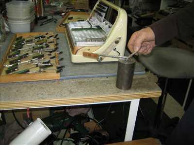 Exemple de réparation d'instrument de musique n°2033 à Colmar par Accordéon centre Alsace