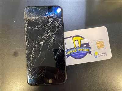 Exemple de réparation de smartphone n°2073 à Beauvais par EURL Repar' Phone