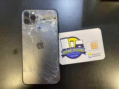 Photo de réparation de smartphone n°2075 dans le département 60 par EURL Repar' Phone