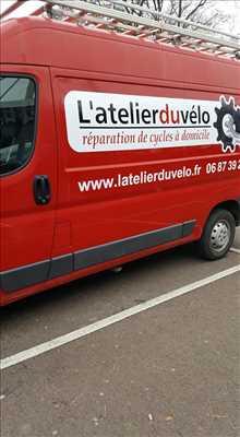 Photo de réparation de vélo n°208 à Cherbourg par L'atelierduvélo