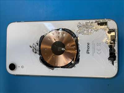 Exemple de réparation de smartphone n°2081 à Beauvais par EURL Repar' Phone