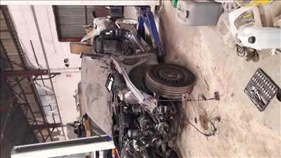 Exemple de réparation d'auto n°2093 à Limoges par garage auto moto loc