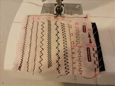 Photo de réparation de machine à coudre n°2100 à Grenoble par Damien Services