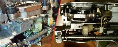 Photo de réparation de machine à coudre n°2102 à Grenoble par le réparateur Damien Services