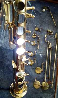 Photo de réparation d'instruments de musique n°2122 à Mayenne par le réparateur Franck
