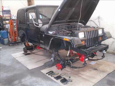 Photo de réparation d'auto n°2123 dans le département 7 par ARDE AUTO 4X4