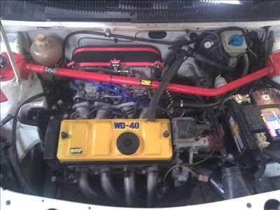 Photo de réparation de voiture n°2124 à Aubenas par ARDE AUTO 4X4