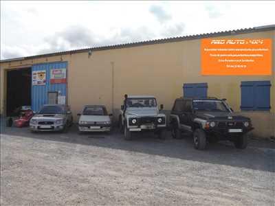 Photo de réparation de voiture n°2126 à Aubenas par le réparateur ARDE AUTO 4X4
