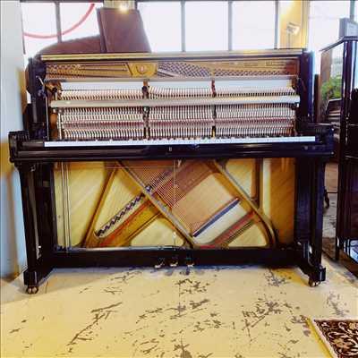 Photo de réparation d'instrument de musique n°2131 dans le département 14 par Bonnaventure Piano