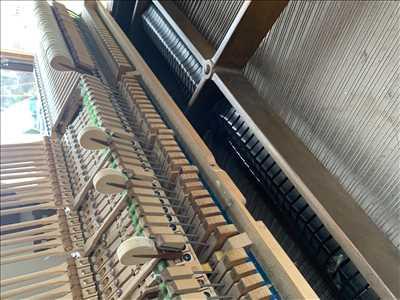 Exemple de réparation d'instrument de musique n°2133 à Caen par Bonnaventure Piano