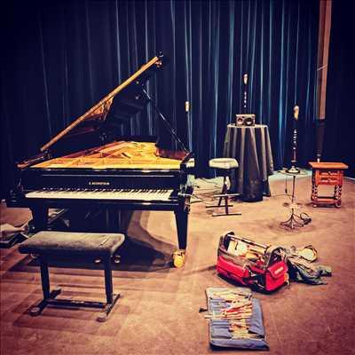 Photo de réparation d'instruments de musique n°2134 à Caen par le réparateur Bonnaventure Piano