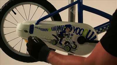 Photo de réparation de bicyclette n°2135 dans le département 49 par Repair Vélo
