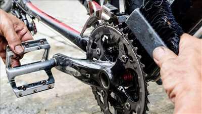 Photo de réparation de vélo n°2136 à Cholet par Repair Vélo