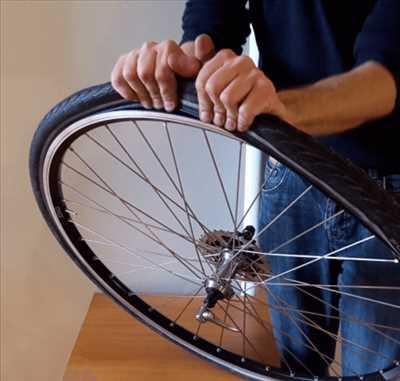 Photo de réparation de vélo n°2138 à Cholet par le réparateur Repair Vélo