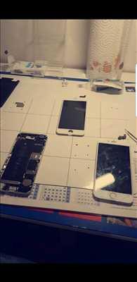 Exemple de réparation de smartphone n°2145 à Mont-de-Marsan par AVELIS CONNECT