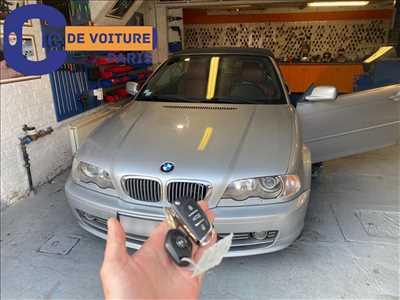 Exemple de réparation de clé auto n°2149 à Cergy par Clé de voiture Paris