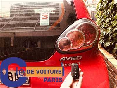 Photo de réparation de clé auto n°2151 dans le département 95 par Clé de voiture Paris