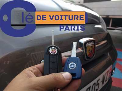 Photo de réparation de clé de voiture n°2152 à Cergy par Clé de voiture Paris