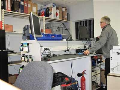 Photo de réparation informatique n°2160 à Cahors par CRDI SYSTEMES