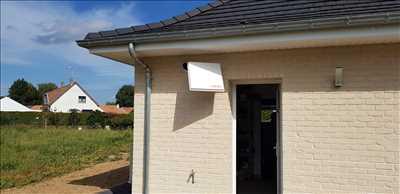 Photo de réparation de télévision n°2162 à Douai par le réparateur PRESTAMED ANTENNESAT