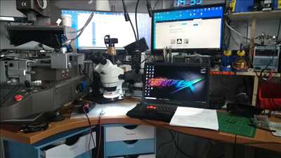 Photo de réparation d'ordinateur n°2175 dans le département 57 par RICO57