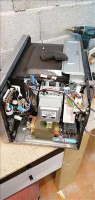 Photo de réparation d'électroménager n°2196 à Avignon par Thomas