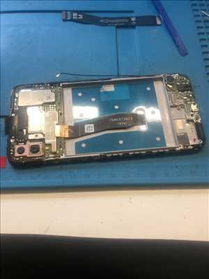 Exemple de réparation de smartphone n°2217 à Colmar par MN Prestations Informatique
