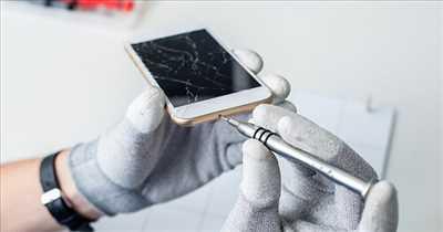 Exemple de réparation de smartphone n°2245 à La-Roche-Sur-Yon par Yohan