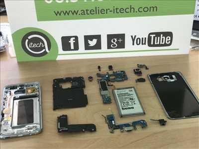 Exemple de réparation de smartphone n°2269 à Massy par L'atelier itech