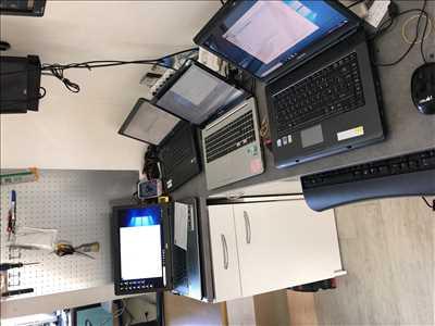 Photo de réparation d'ordinateur n°2271 dans le département 91 par L'atelier itech