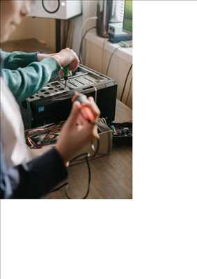 Photo de réparation informatique n°2276 à La-Roche-Sur-Yon par DSI85