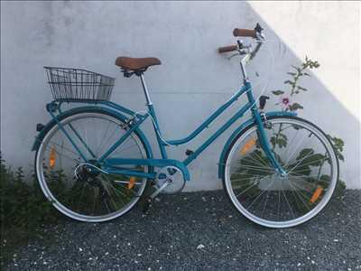 Exemple de réparation de bicyclette n°2285 à Rochefort par Cycl'Oléron