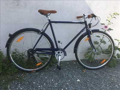 Photo de réparation de vélo n°2286 à Rochefort par le réparateur Cycl'Oléron