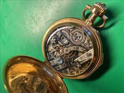 Exemple de réparation d'objets précieux n°229 à Strasbourg par Schmidt-Lutz