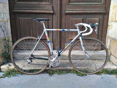 Photo de réparation de vélo n°2294 à Quimper par le réparateur Épopée cycles