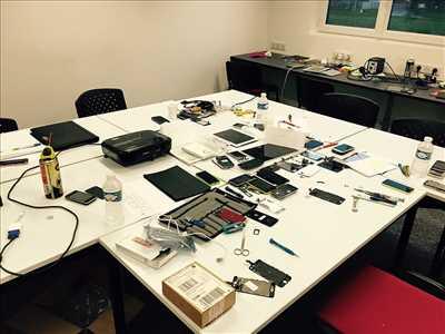 Photo de réparation de téléphone n°2302 à Laon par le réparateur INFOTECK