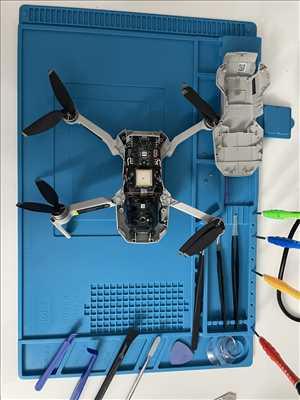 Exemple de réparation de drones n°2305 à Laon par INFOTECK
