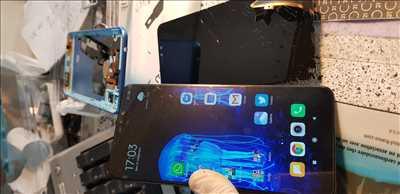 Photo de réparation de smartphone n°2311 dans le département 75 par sarl cts Paris