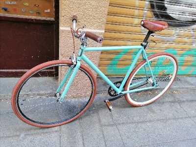 Photo de réparation de vélo n°232 à Grenoble par PHILIPPE