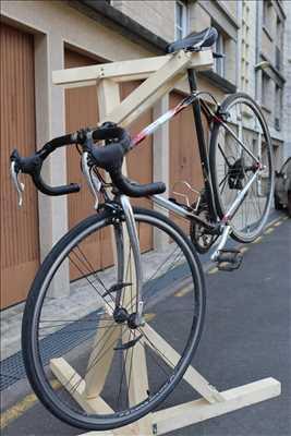 Photo de réparation de vélo n°2328 à Caen par Raphaël
