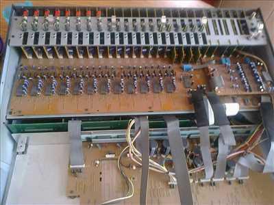 Photo de Réparation de matériel hifi n°2338 à Péronne par le réparateur Patrick